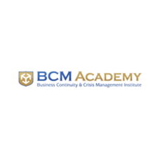Corporate website BCM Academy: toonaangevend kennisinstituut voor business continuity