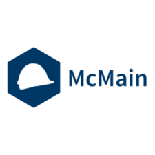 McMain responsive product website