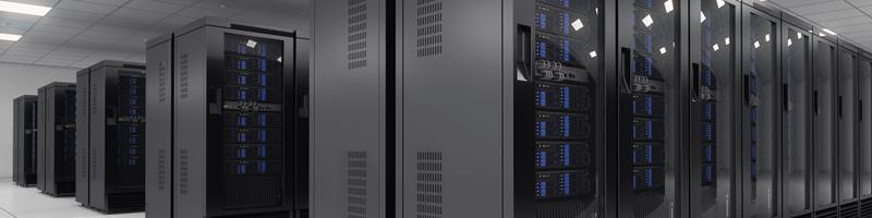Betrouwbare en snelle hosting